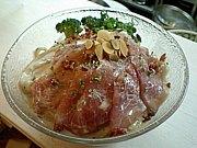汁無中華そば和え麺『1P's』