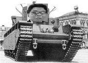 肉戦車のコミュニティ