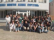 TIU海外プログラム・モンゴル