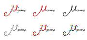 Basketball Team Monkeys