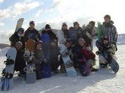 snowboard team 「S.T.A.D」
