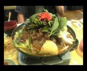 韓国家庭料理 「モイセ」