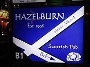 "Scottish Pub ""HAZELBURN"""