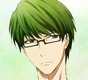 【腐・黒子のバスケ】緑間は受け