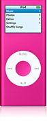 iPod nano Pink