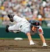 泥臭い野球が好き