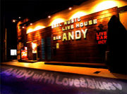 LIVE*HOUSE*ANDY