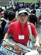 阪神甲子園球場の売り子