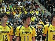 *堺Blazers#11 伊藤康貴*