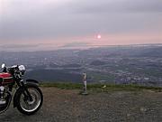 福岡・若杉山(米の山)ライダー