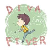 DIVAの今日のFIVER!