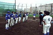 草野球チーム Hoppers