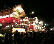 宮口六所神社祭り