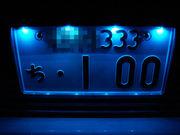 ナンバー100のJZX100