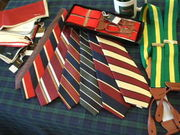 Regimental Striped Ties
