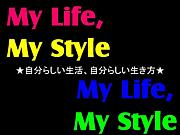 My Life,My Style