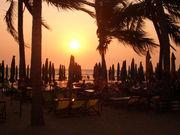 タイのビーチでまったりが好き