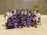 熊本のアイスホッケーチームSCOA