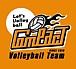 CompacTバレーボールチーム