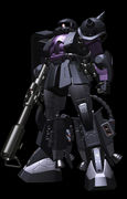 MS-06R1A (黒い三連星)