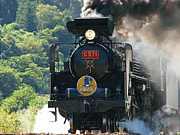 蒸気機関車C57・貴婦人