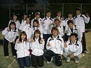 オール神大2008 テニスサークル