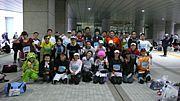 東京マラソン 「チームどら」