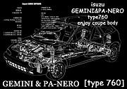 JT191(GEMINI & PA-NERO)