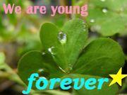 いつまでも若くいたぃ(*^∀^*)b
