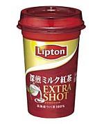 LiptonEXTRA SHOT深煎ミルク紅茶