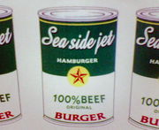 SEA SIDE JET CITY BURGER'S