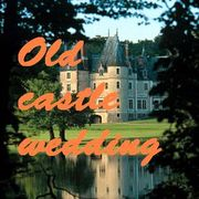 Old castle wedding