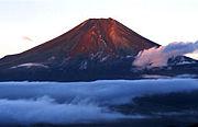 富士登山にチャレンジ♪