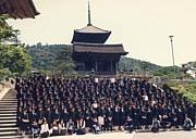 東村山第六中学校 最初の2年生