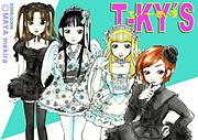 T-KY'S[脱力系お笑いカルテット]