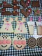 クッキー作りの部屋☆*:・°
