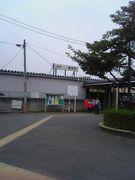 京王線稲城駅