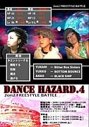 DANCE HAZARD
