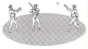 19世紀の野球『タウンボール』
