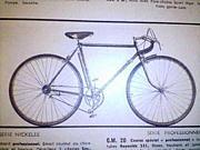 フランスの自転車