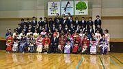 平成17年度紫波第三中学校卒業