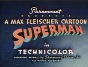 フライシャーのスーパーマン