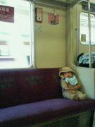 横浜市営地下鉄のママ・パパ