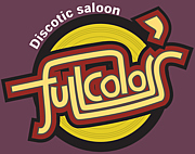 """Discotic saloon """"full color's"""""""