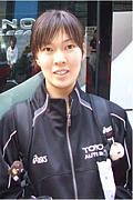 ★田辺友紀選手★