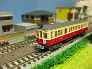 長野電鉄の鉄道模型