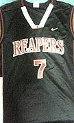 Reapers バスケ