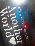w-inds.*AnotherWorld