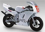 TEAM SP-WESTミニバイク