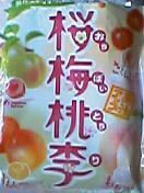 桜梅桃李(おうばいとうり)